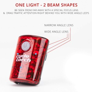 MICRO BOT - USB RECHARGEABLE TAIL LIGHT